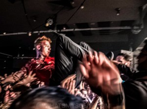 Frank Carter and the Rattlesnakes, Croxton - 20th January 2020 by Mary Boukouvalas (13 of 33)