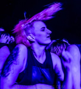 Frank Carter and the Rattlesnakes, Croxton - 20th January 2020 by Mary Boukouvalas (16 of 33)