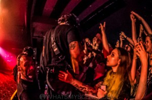 Frank Carter and the Rattlesnakes, Croxton - 20th January 2020 by Mary Boukouvalas (32 of 33)