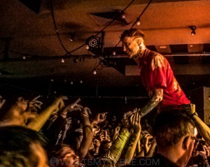 Frank Carter and the Rattlesnakes, Croxton - 20th January 2020 by Mary Boukouvalas (5 of 33)