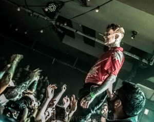 Frank Carter and the Rattlesnakes, Croxton - 20th January 2020 by Mary Boukouvalas (9 of 33)