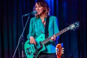 Gaby Moreno feat. Sam Lemann - Fyrefly, St Kilda 7th March 2019 by Mandy Hall (16 of 35)