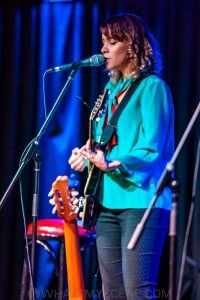 Gaby Moreno feat. Sam Lemann - Fyrefly, St Kilda 7th March 2019 by Mandy Hall (18 of 35)