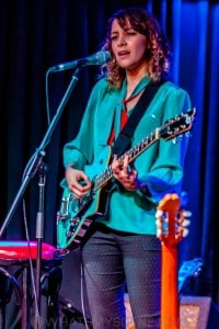 Gaby Moreno feat. Sam Lemann - Fyrefly, St Kilda 7th March 2019 by Mandy Hall (23 of 35)