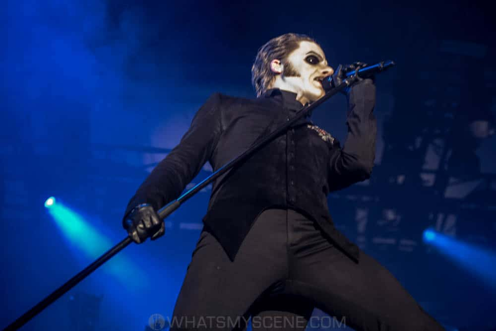 Snap Scene: Ghost at Download Festival, Flemington 11th March 2019