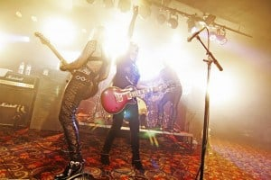 Girlschool, The Croxton, Melbourne 29th June 2019 by Paul Miles (13 of 29)