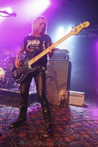 Girlschool, The Croxton, Melbourne 29th June 2019 by Paul Miles (14 of 29)
