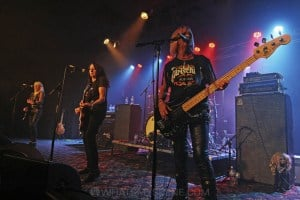 Girlschool, The Croxton, Melbourne 29th June 2019 by Paul Miles (15 of 29)