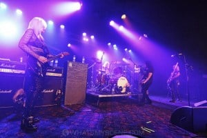 Girlschool, The Croxton, Melbourne 29th June 2019 by Paul Miles (19 of 29)