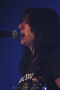 Girlschool, The Croxton, Melbourne 29th June 2019 by Paul Miles (25 of 29)