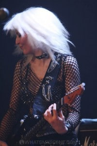 Girlschool, The Croxton, Melbourne 29th June 2019 by Paul Miles (29 of 29)