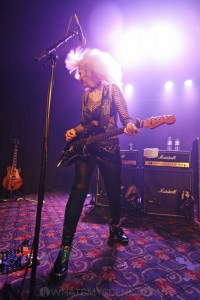 Girlschool, The Croxton, Melbourne 29th June 2019 by Paul Miles (9 of 29)