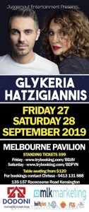Glykeria & Hatzigiannis, Melbourne Pavilion - 27th September 2019 by Mary Boukouvalas (36 of 49)