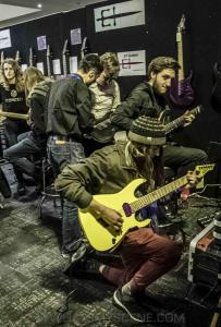Melbourne Guitar Show 2017