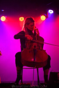 Hextape at the Curtin, Carlton 6th July 2019 by Mandy Hall (3 of 9)