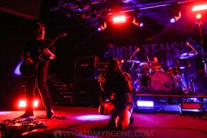 High Tension, Max Watt's, Melbourne 6th Feb 2021 by Paul Miles (16 of 30)