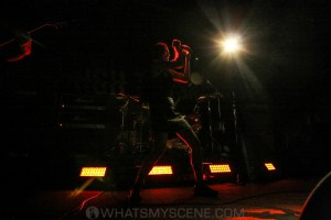 High Tension, Max Watt's, Melbourne 6th Feb 2021 by Paul Miles (25 of 30)