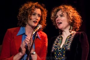 Alison Ferrier & Susanna Espie by Mandy Hall