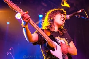Courtney Barnett by Mandy Hall (1 of 1)