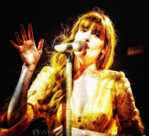 Florence and the Machine by Mary Boukouvalas