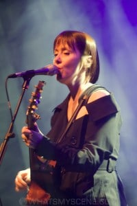 Suzanne Vega by Mandy Hall
