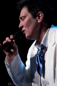 kd lang by Mandy Hall