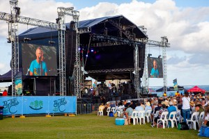 James Reyne at By the C - Don Lucas Reserve Cronulla, 6th March 2021 by Mandy Hall (15 of 26)