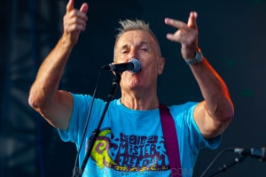 James Reyne at By the C - Don Lucas Reserve Cronulla, 6th March 2021 by Mandy Hall (16 of 26)