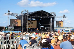 James Reyne at By the C - Don Lucas Reserve Cronulla, 6th March 2021 by Mandy Hall (1 of 26)