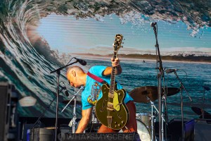 James Reyne at By the C - Don Lucas Reserve Cronulla, 6th March 2021 by Mandy Hall (4 of 26)