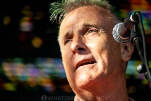 James Reyne at By the C, Catani Gardens, Melbourne 14th March 2021 by Paul Miles (11 of 35)