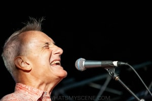 James Reyne at By the C, Catani Gardens, Melbourne 14th March 2021 by Paul Miles (30 of 35)