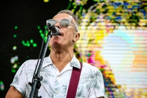 James Reyne, Red Hot Summer Tour, Mornington Racecourse, 18th January 2020 by Paul Miles (12 of 28)