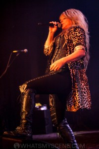 Janet Gardner, Melodic Rock Fest, The Croxton, Melbourne 7th March 2020 by Paul Miles (10 of 35)