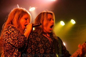 Janet Gardner, Melodic Rock Fest, The Croxton, Melbourne 7th March 2020 by Paul Miles (11 of 35)