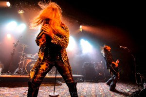 Janet Gardner, Melodic Rock Fest, The Croxton, Melbourne 7th March 2020 by Paul Miles (17 of 35)