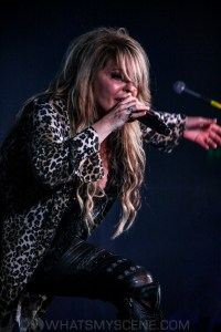 Janet Gardner, Melodic Rock Fest, The Croxton, Melbourne 7th March 2020 by Paul Miles (20 of 35)