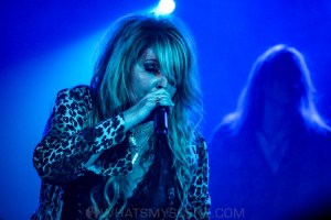 Janet Gardner, Melodic Rock Fest, The Croxton, Melbourne 7th March 2020 by Paul Miles (24 of 35)