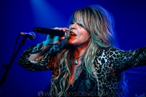 Janet Gardner, Melodic Rock Fest, The Croxton, Melbourne 7th March 2020 by Paul Miles (25 of 35)