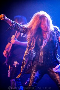 Janet Gardner, Melodic Rock Fest, The Croxton, Melbourne 7th March 2020 by Paul Miles (34 of 35)
