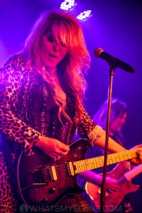 Janet Gardner, Melodic Rock Fest, The Croxton, Melbourne 7th March 2020 by Paul Miles (5 of 35)