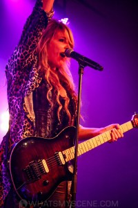 Janet Gardner, Melodic Rock Fest, The Croxton, Melbourne 7th March 2020 by Paul Miles (6 of 35)