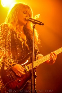 Janet Gardner, Melodic Rock Fest, The Croxton, Melbourne 7th March 2020 by Paul Miles (8 of 35)
