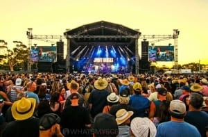 Jimmy Barnes - Mornington Racecourse, Melbourne 19th Jan 2019 by Paul Miles (1 of 26)