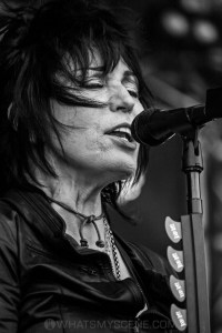Joan Jett & The Blackhearts - Mornington Racecourse, Melbourne 19th Jan 2019 by Paul Miles (10 of 38)