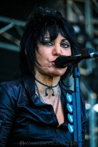 Joan Jett & The Blackhearts - Mornington Racecourse, Melbourne 19th Jan 2019 by Paul Miles (11 of 38)