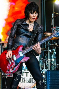 Joan Jett & The Blackhearts - Mornington Racecourse, Melbourne 19th Jan 2019 by Paul Miles (12 of 38)