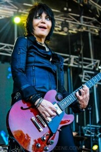 Joan Jett & The Blackhearts - Mornington Racecourse, Melbourne 19th Jan 2019 by Paul Miles (13 of 38)