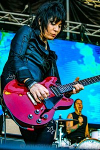 Joan Jett & The Blackhearts - Mornington Racecourse, Melbourne 19th Jan 2019 by Paul Miles (15 of 38)