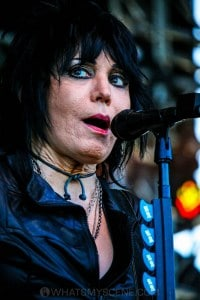 Joan Jett & The Blackhearts - Mornington Racecourse, Melbourne 19th Jan 2019 by Paul Miles (25 of 38)